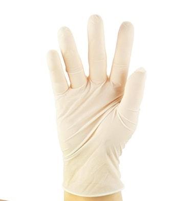 Latex glove -Large